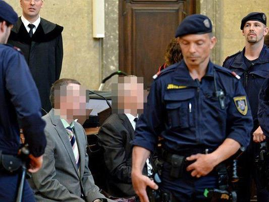 Wiener Landesgericht: Am Dienstag ist der Prozess um den Doppelmord an den kasachischen Bankern Zholdas Timraliyev und Aybar Khasenov eröffnet worden
