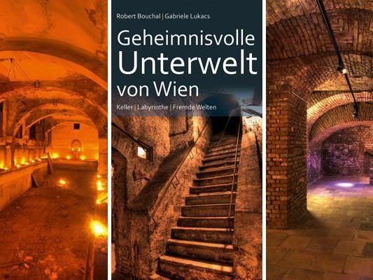 Die Unterwelt Wiens gibt so manches Rätsel auf. Das Buch nimmt die Leser mit auf eine Entdeckungsreise in der Stadt unter der Stadt.