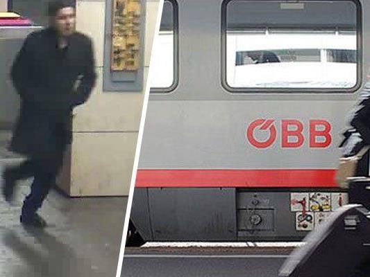 Dieser Mann wird nach einer Attacke am Westbahnhof gesucht