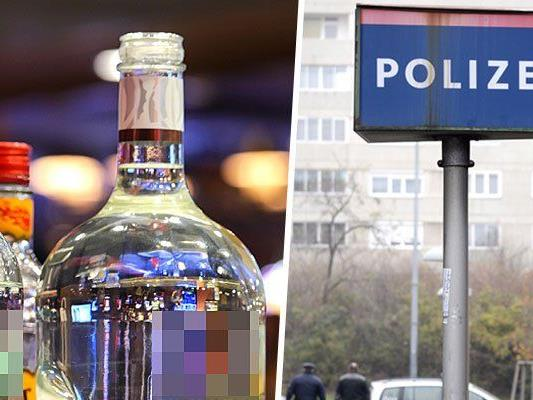 Wodka hatten die Männer zusammen gestohlen - den Erlös wollte sich einer der Diebe später holen