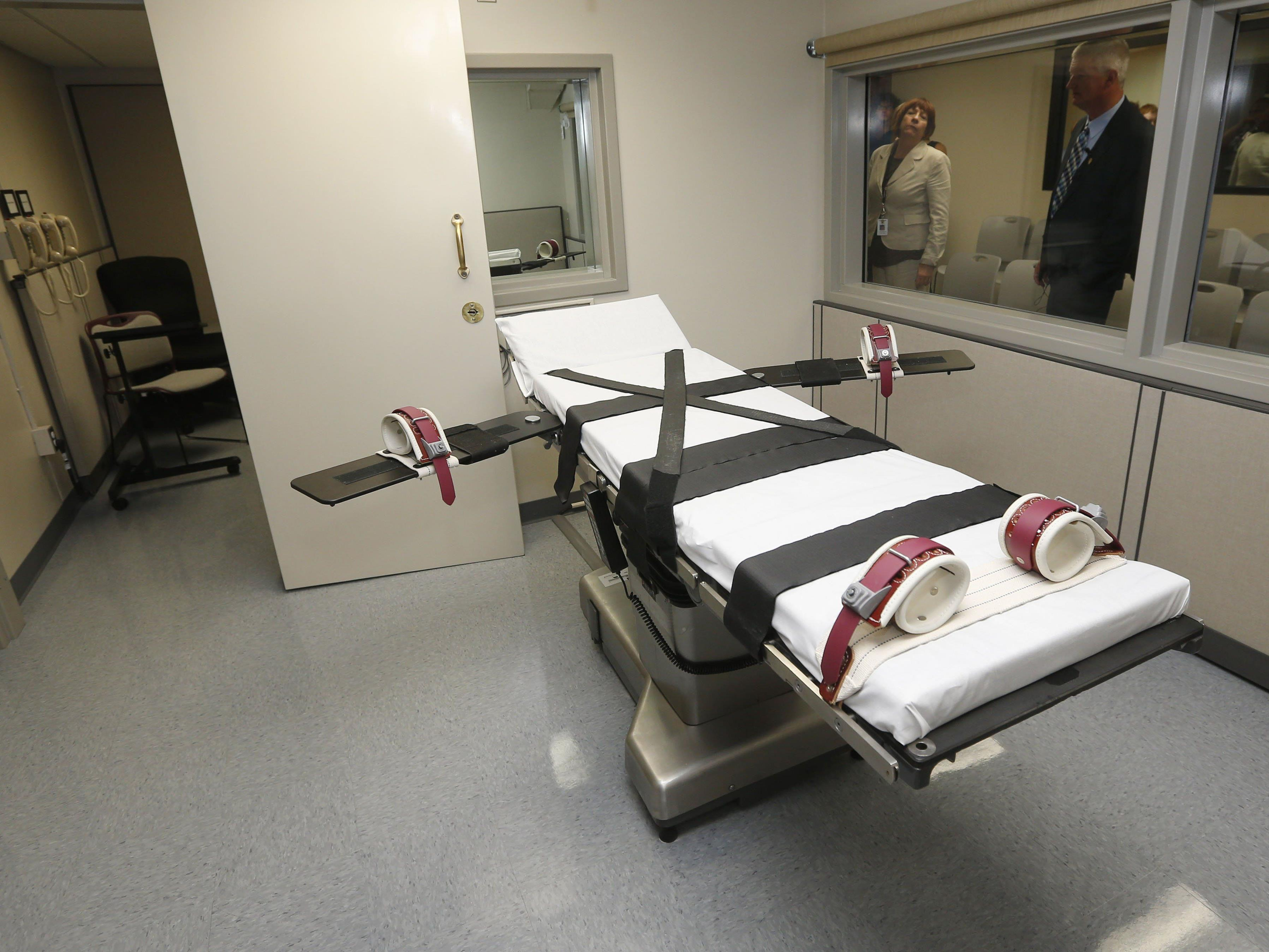 Nach fast 30 Jahren wurde ein Mann aus der Todeszelle entlassen