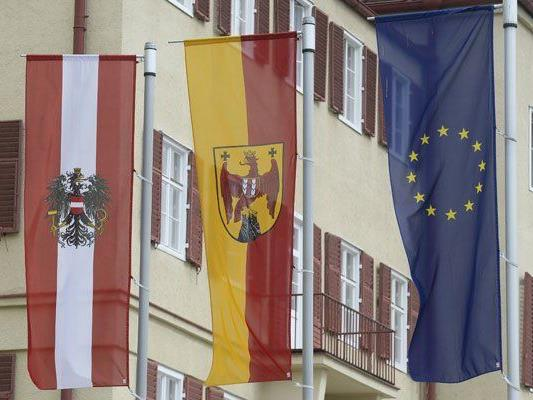 Seit 1964 wird das Burgenland von der SPÖ regiert.