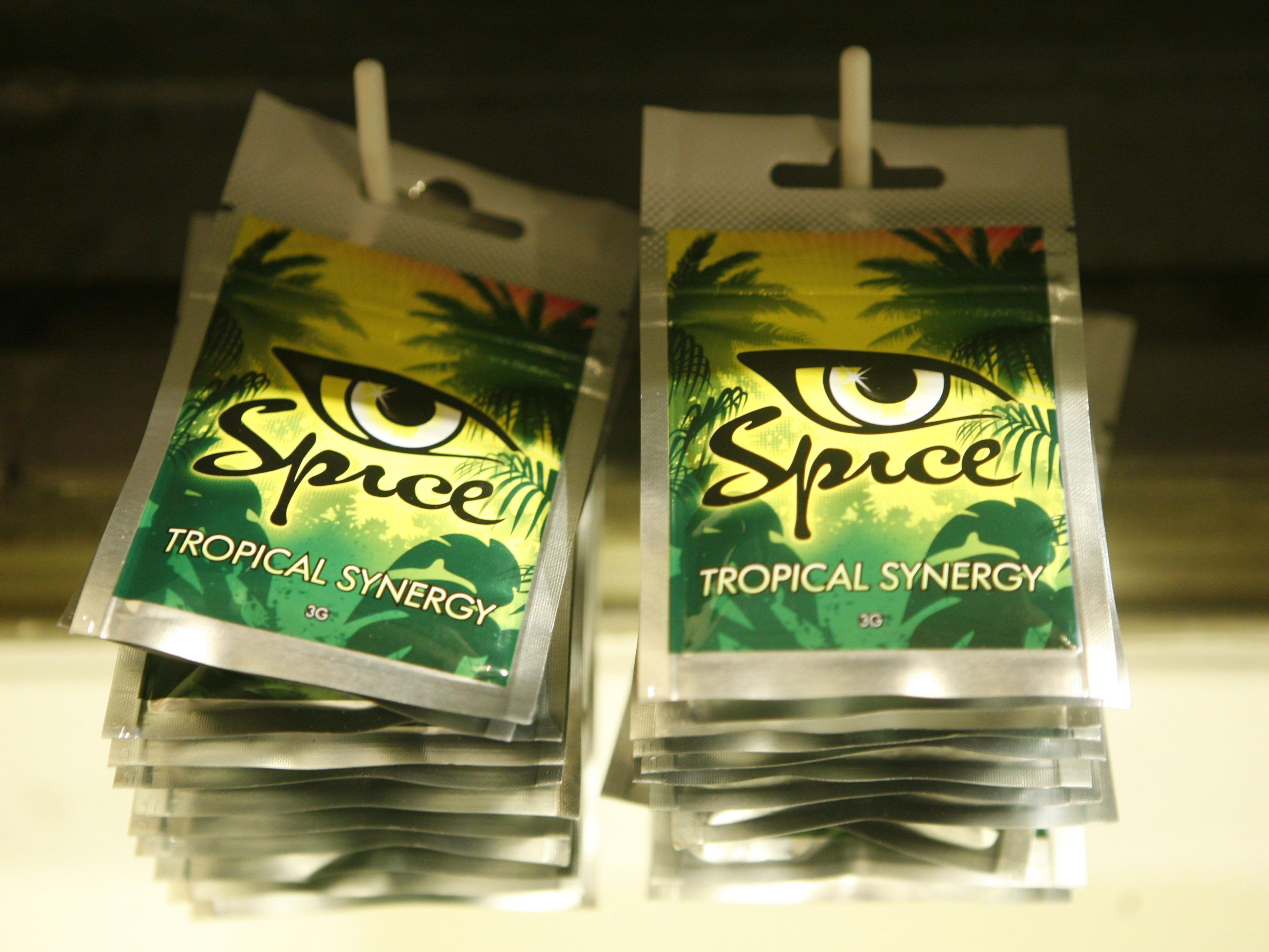 Synthetische Rauschmittel wie Spice könnten eine krebserregende Wirkung haben.