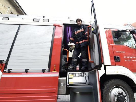 Beim Eintreffen der Feuerwehr war der Brand bereits erloschen.