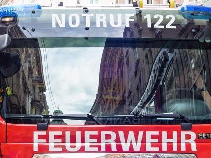In Wien 15 kam es zu einem Feuerwehreinsatz bei einem Brand