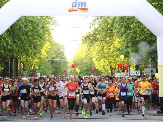 • Für 2.130 Teilnehmerinnen war der Frauen Fun Run die perfekte Challenge