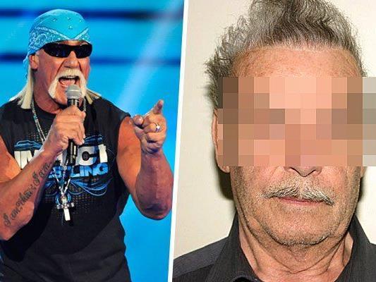 Wrestler Hulk Hogan hielt Josef Fritzl auf Twitter für einen harmlosen Opa und Fan