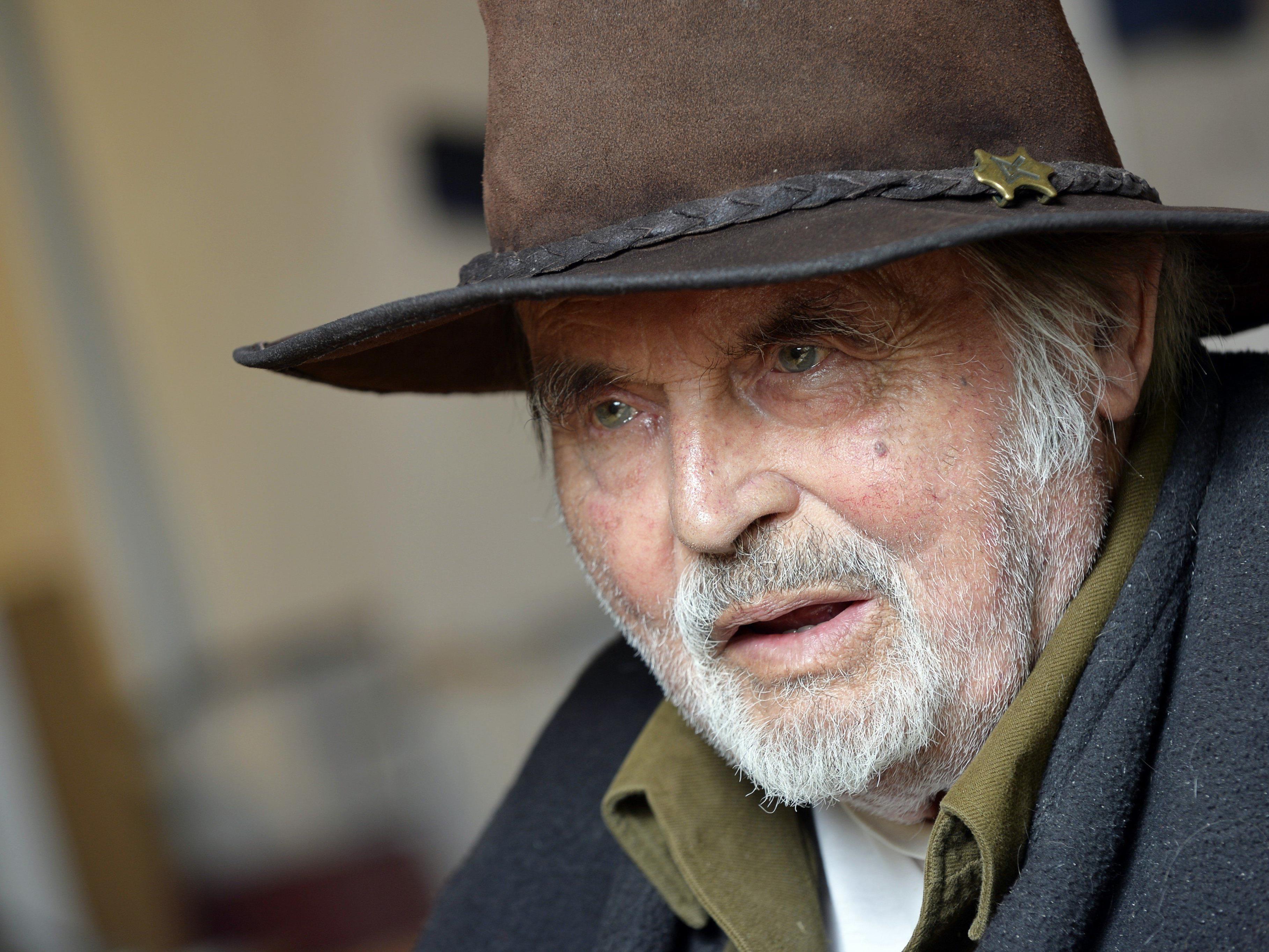Der Altmeister der Gegenwartskunst in Kärnten starb am Samstag im 88. Lebensjahr im Klinikum Klagenfurt.