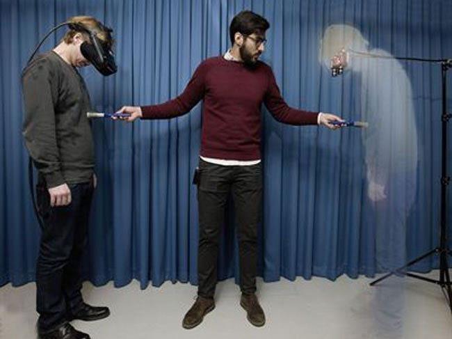 Die Illusion, unsichtbar zu sein: Neurowissenschafter überprüften Trick mit einem Test