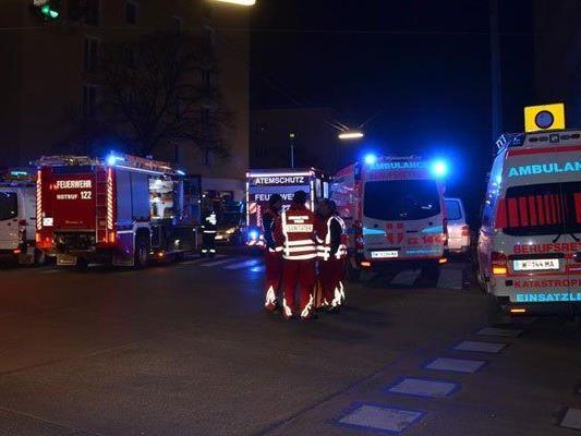 Mehrfach musste die Feuerwehr in die Troststraße ausrücken.