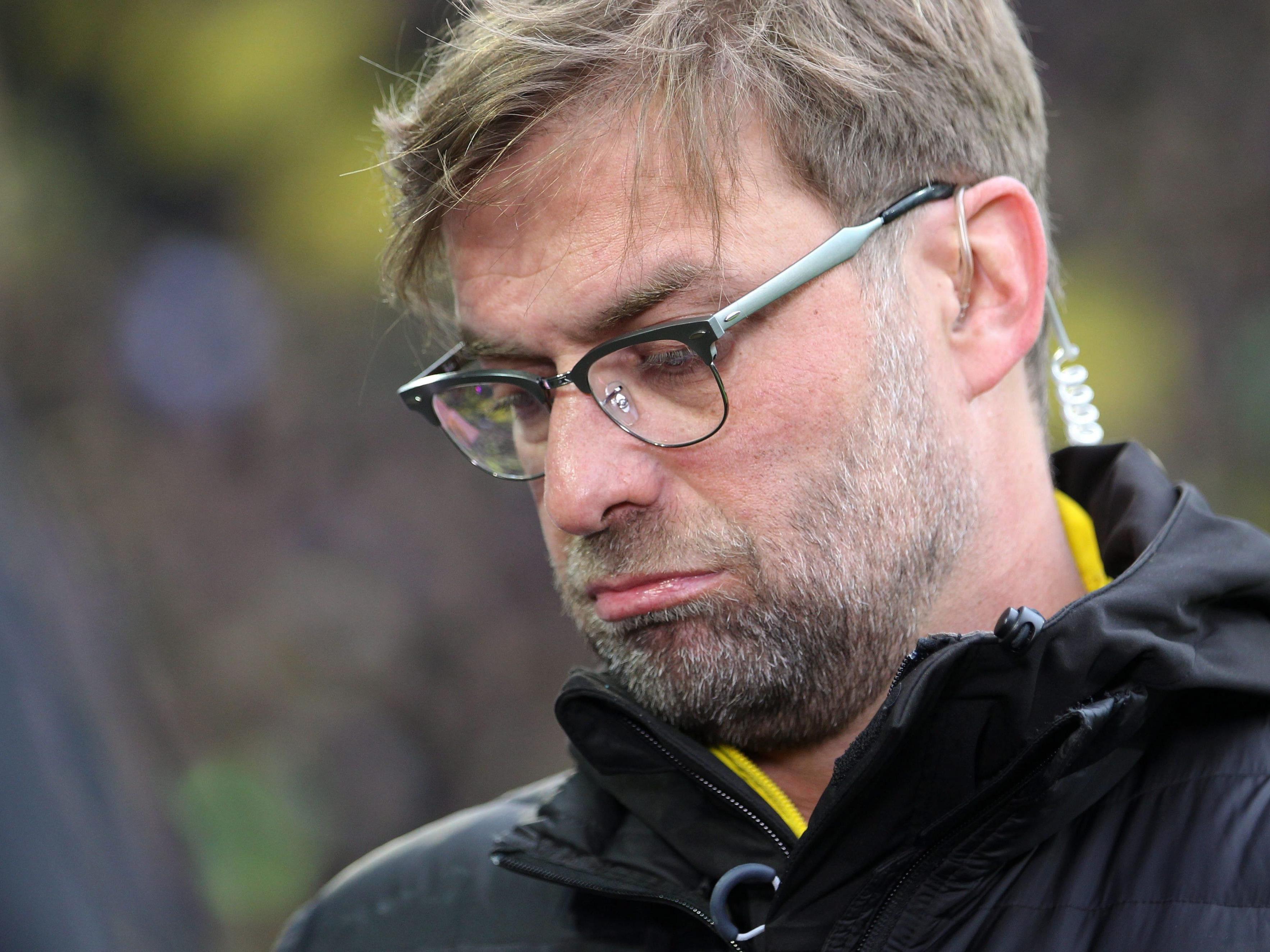 Klopp verlässt die Dortmunder im Sommer nach sieben Jahren im Amt.