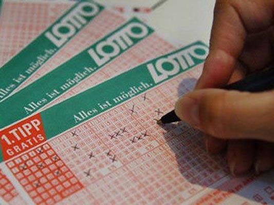 Drei Lotto-Gewinner aus Wien teilen sich zehn Millionen Euro.
