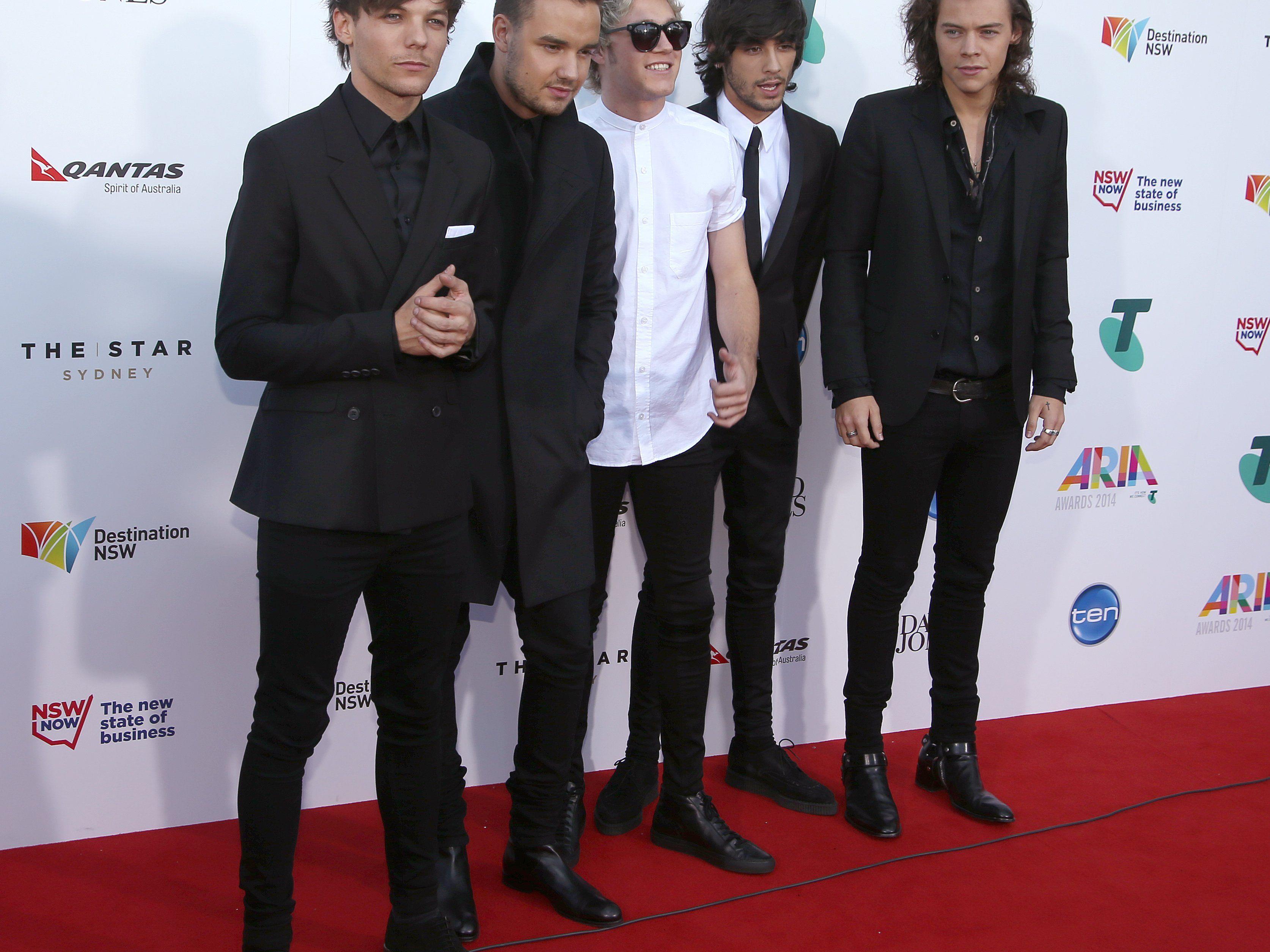Malik hatte One Direction im März überraschend verlassen.