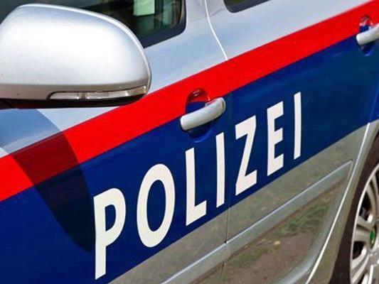 Ein Betrunkener in Wien - Meidling bedroht Polizisten und wird fest genommen