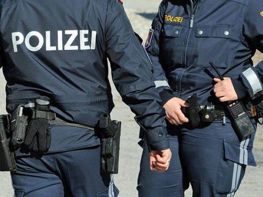Den Polizisten gelang es die Flüchtigen einzuholen.