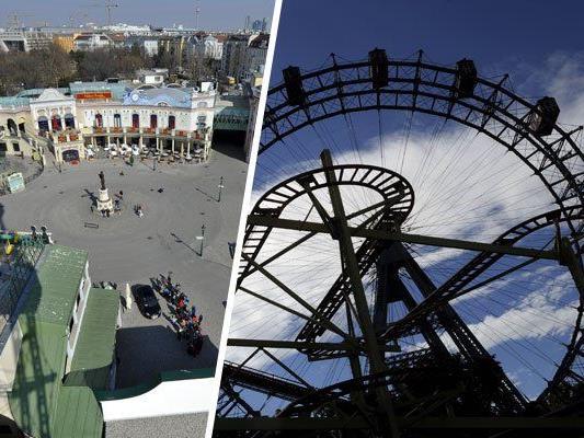 Spaß In Wien Mit Riesenrad Co Die Schönsten Bilder Aus Dem