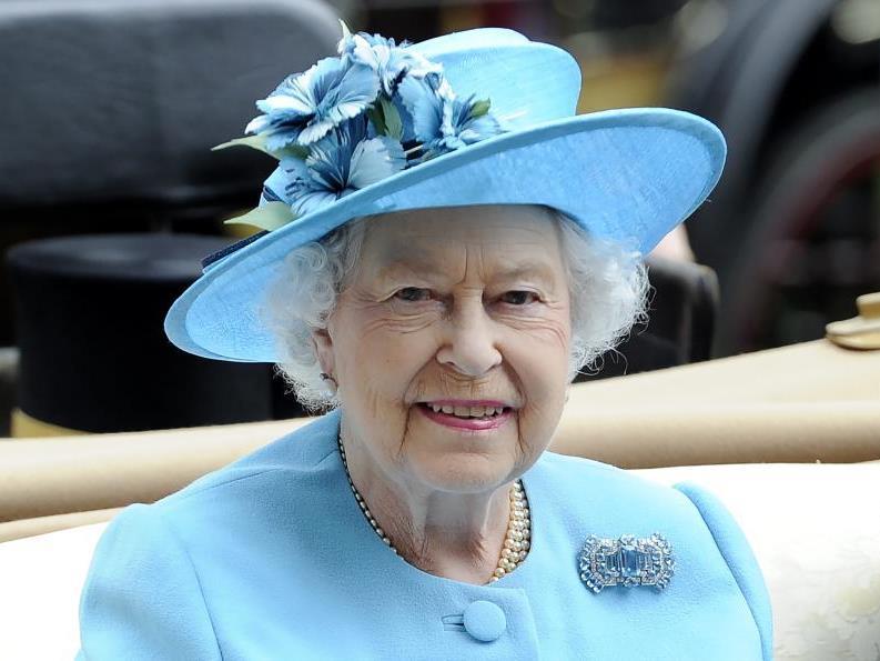 Elizabeth ist die älteste Monarchin der Welt