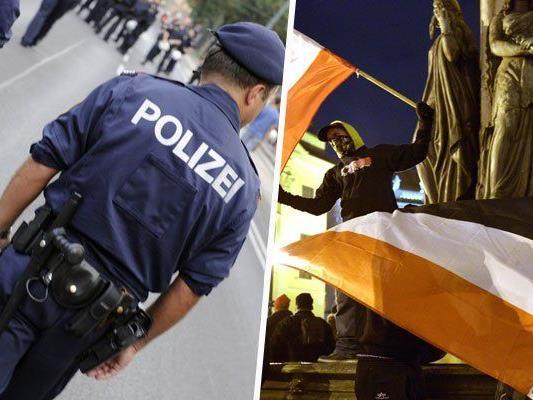 Rechtsextremismus - 1.200 Anzeigen im Vorjahr
