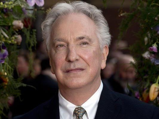 Alan Rickman ist am 23. April 2015 in Wien.