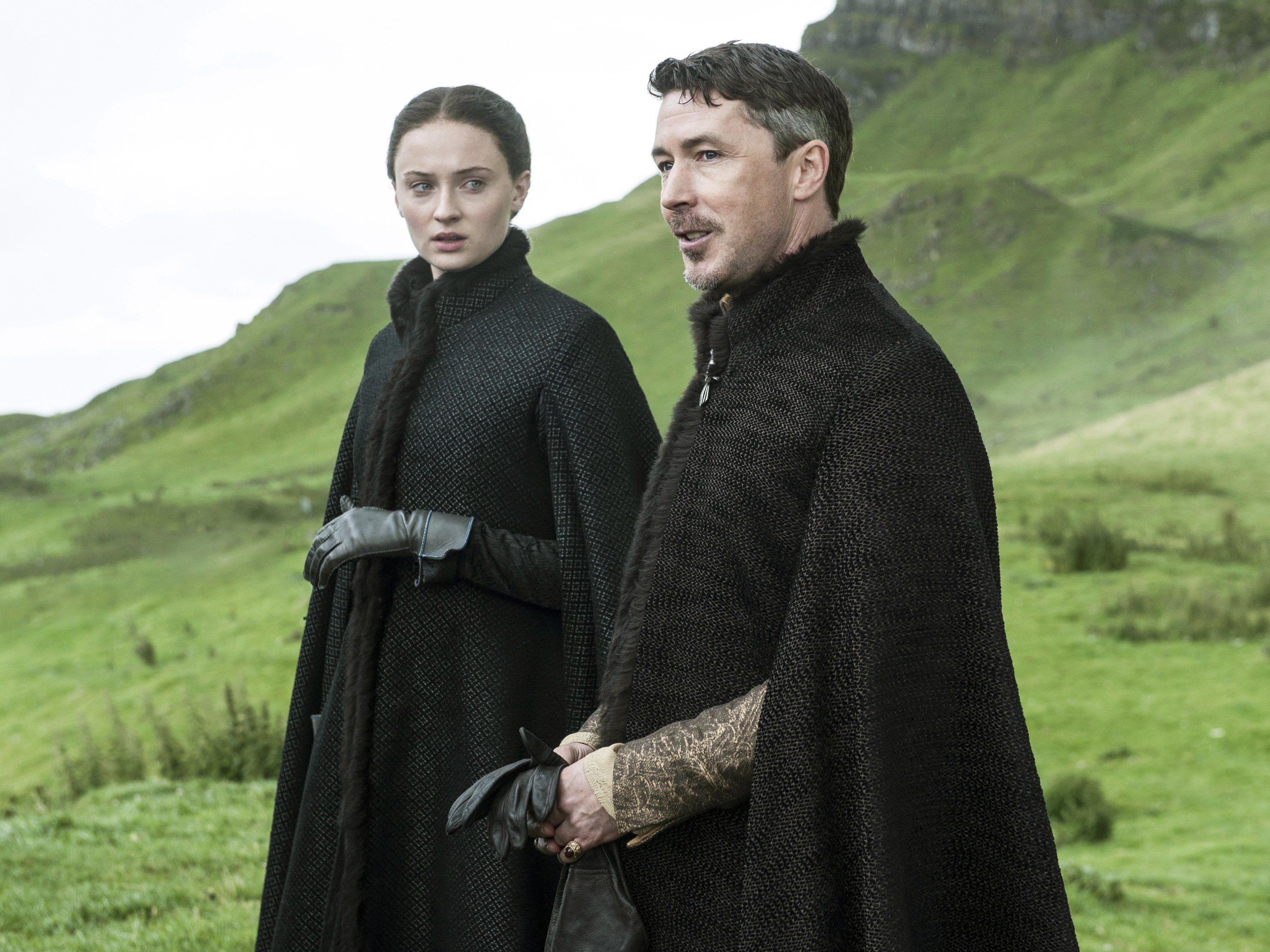 Fan-Unmut über Sansa Stark (gespielt von Sophie Turner).