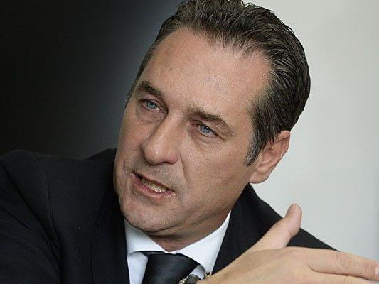 H.C. Strache war in der ORF Pressestunde zu Gast