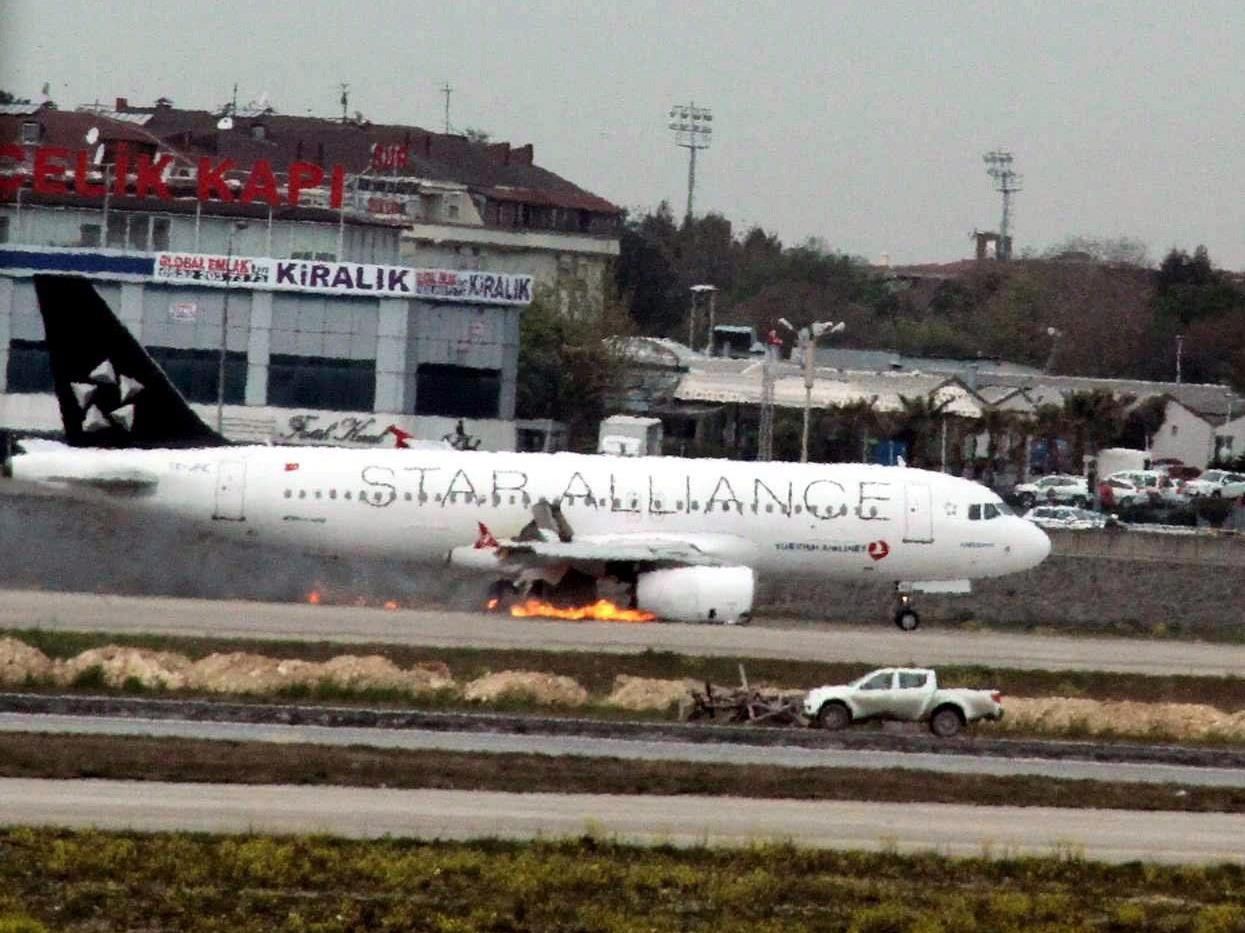 Notlandung eines Flugzeugs in Istanbul verläuft glimpflich