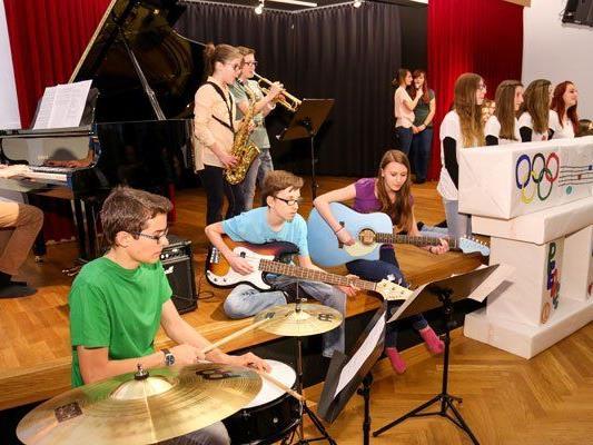 Alle Teilnehmer aus Wien dürfen zum Eurovision Youth Contest.