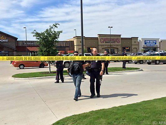 Neun Tote bei Schießerei zwischen Motorradrockern in Waco, Texas