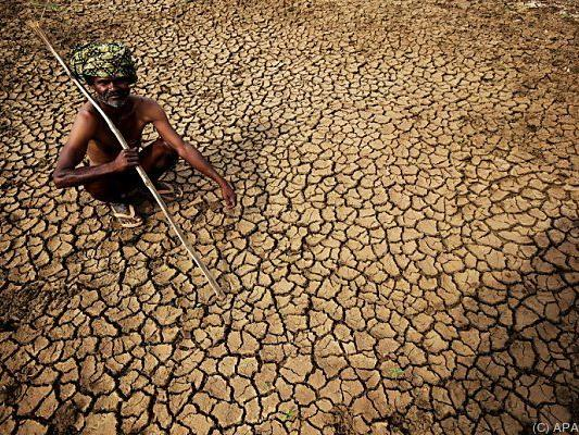 Teile Indiens leiden unter extremer Hitze