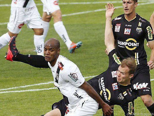 Altach-Sieg zum Auftakt der Bundesliga-Runde