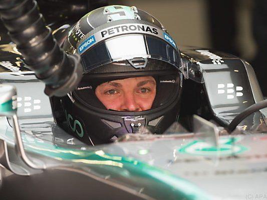Nico Rosberg mit 16. Pole Position seiner Karriere