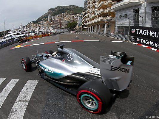 Der Brite feierte seine Premiere als Qualifying-Sieger in Monaco