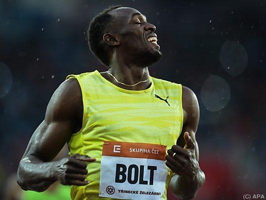 Der Weltrekordler siegte ohne zu überzeugen