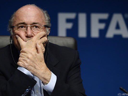 Nun könnte es sogar für Sepp Blatter eng werden
