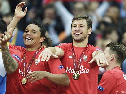 Sevilla ist EL-Gewinner und CL-Fixstarter