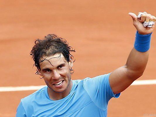 Nadal hat in Paris noch viel vor