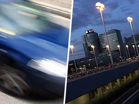 Wien-Leopoldstadt: Fahrzeuglenker droht mit Gaspistole