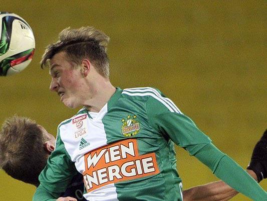 Fußball: Rapidler Schobesberger erstmals im ÖFB-Teamkader