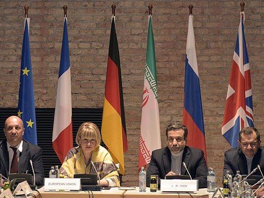 Erneut finden Atomgespräche in Wien statt