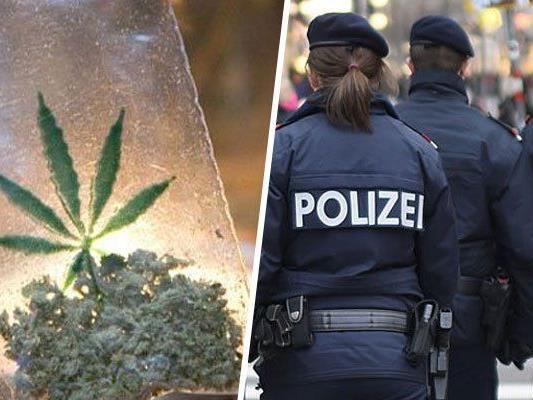 Ein Pärchen aus Wien handelte mit Cannabis