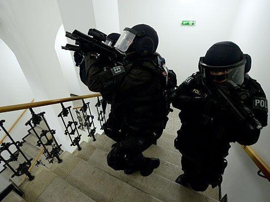 Die mutmaßlichen Einbrecher sorgten für einen Cobra-Einsatz in Salzburg