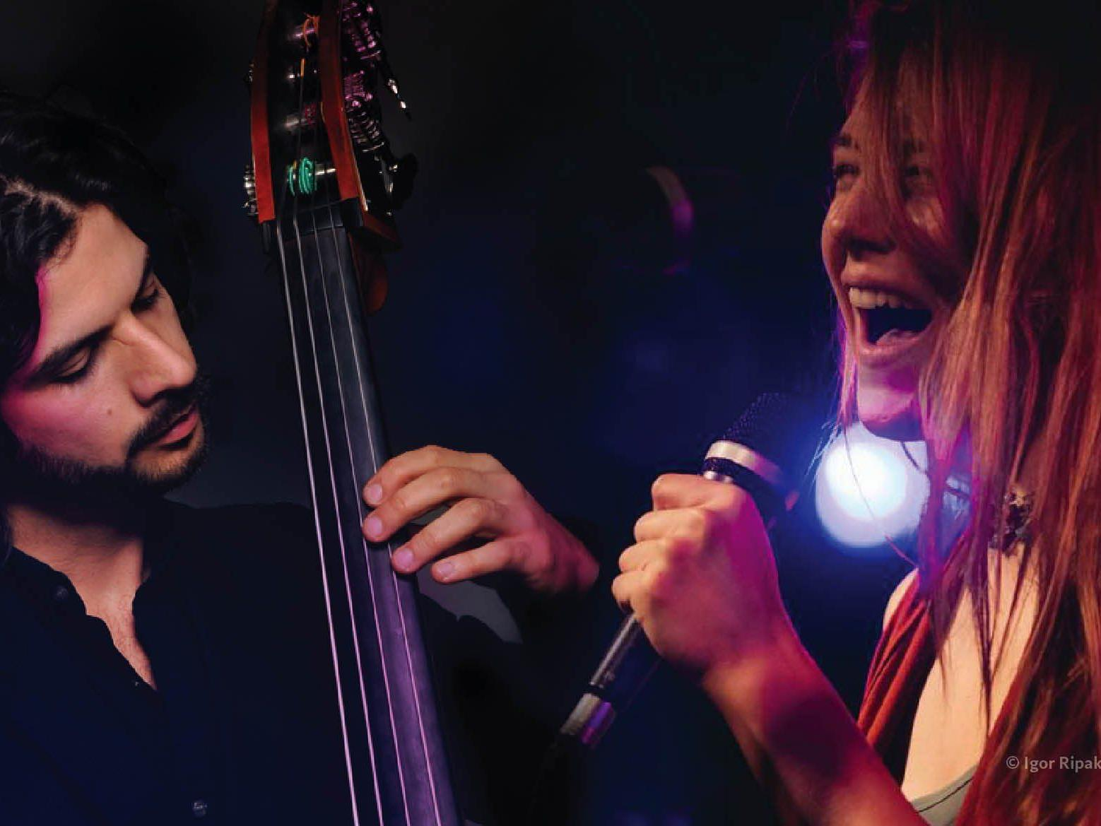 DUO Jessica Slavik und Navid Djawadi