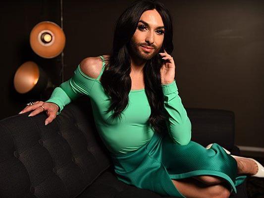 Conchita Wurst hat ihr lang erwartetes Album herausgebracht