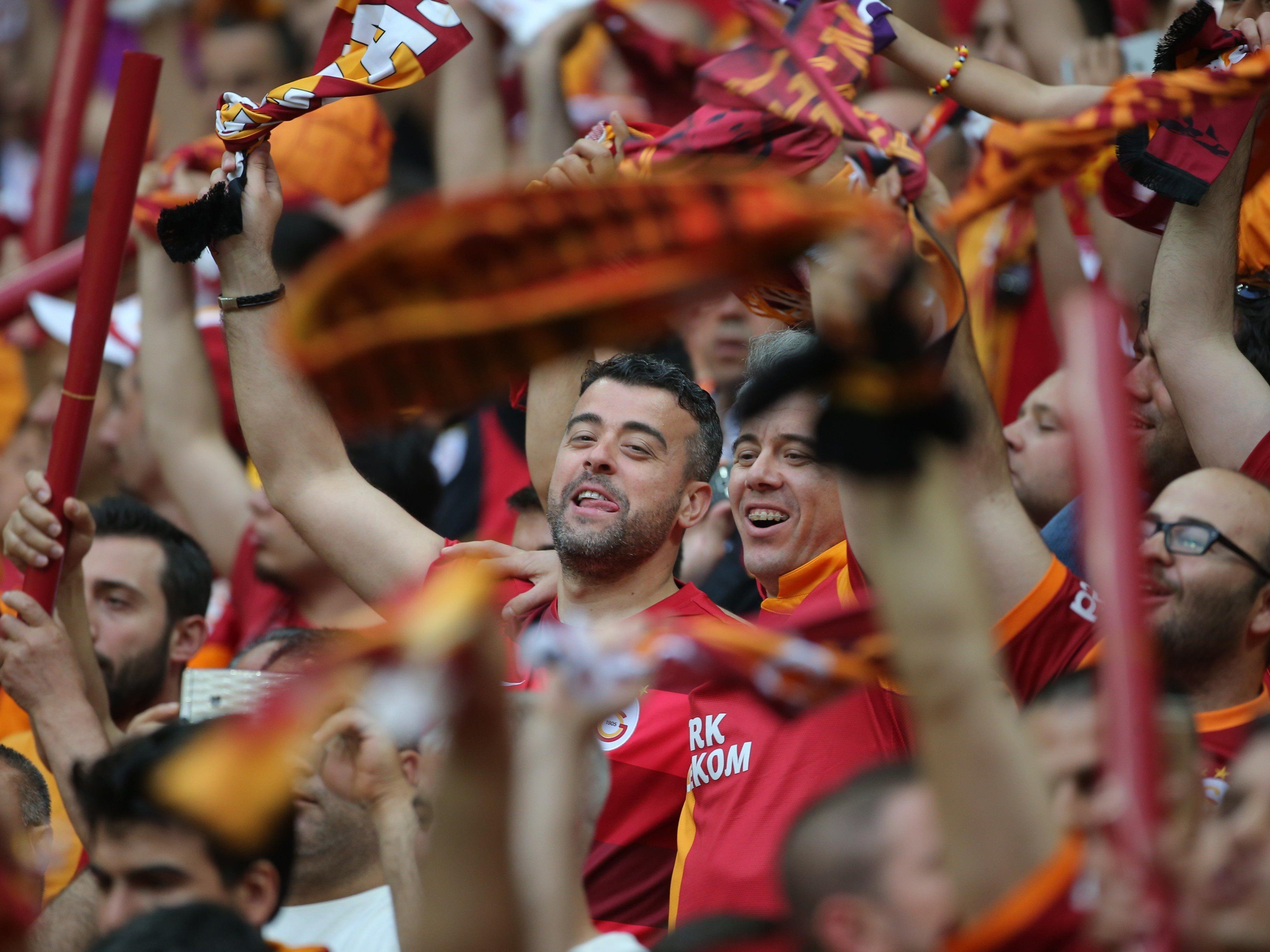 Der Istanbuler Traditionsclub Galatasaray ist uneinholbarer Sieger der Süper Lig.
