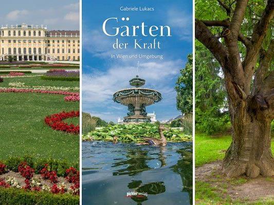 """Im Buch """"Gärten der Kraft"""" erfährt man, was Wiener Gärten so einzigartig macht."""