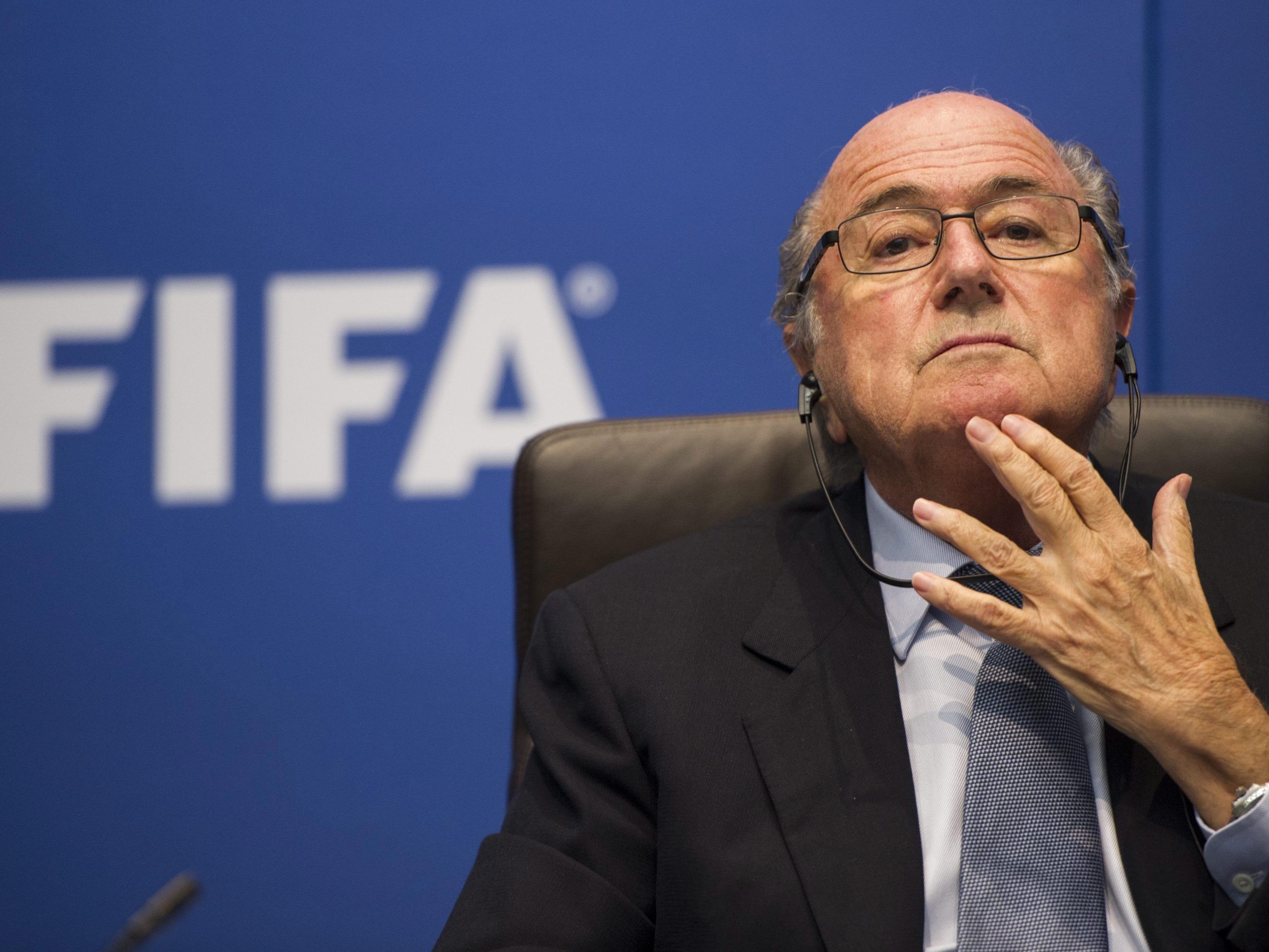 Tag der Entscheidung für FIFA und ihren Chef Blatter: Kongress oder kein Kongress?