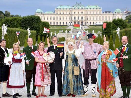 Dank des ESC erfreut sich Österreich bei anderen Nationen nun größerer Beliebtheit.