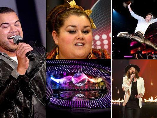 Hier finden Sie alle Bilder rund um den Eurovision Song Contest in Wien.