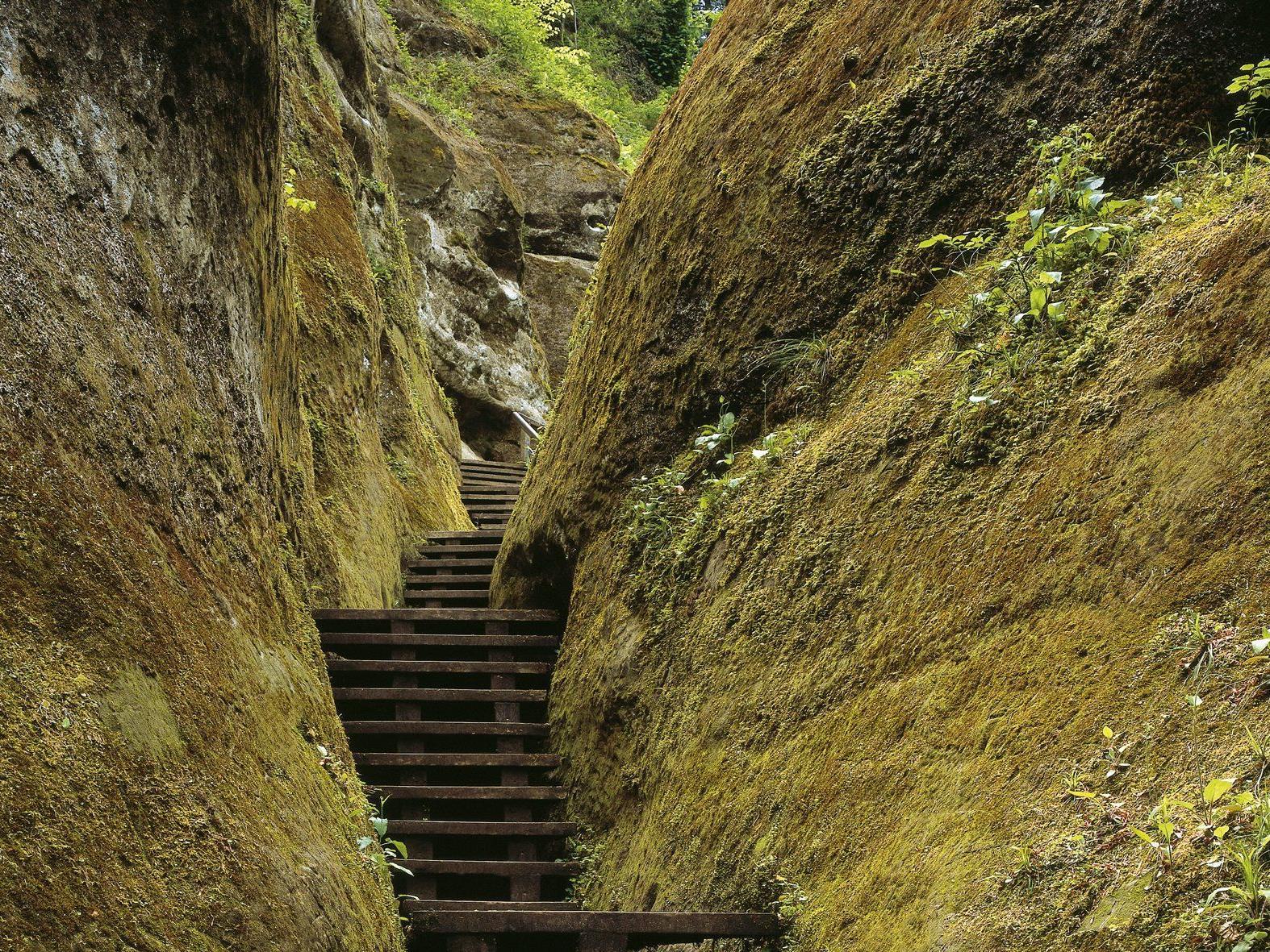 Die Marienschlucht am Obersee, ein beliebtes Ausflugsziel. (Themenbild)