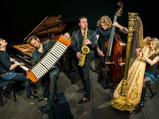 Am 17. Mai gibt die Band aus Bayern ein Konzert in Wien.